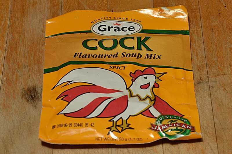 Grace Spicy Cock Soup