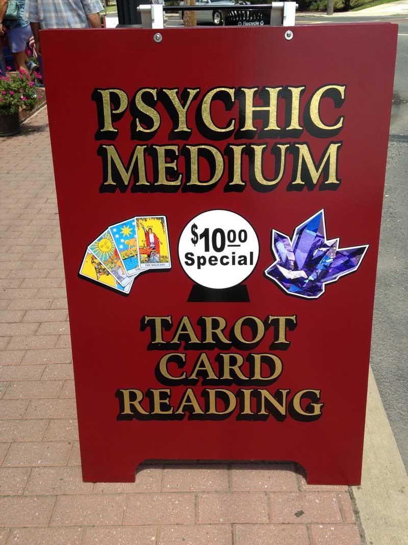 Psychic Medium Tarot Card Readings