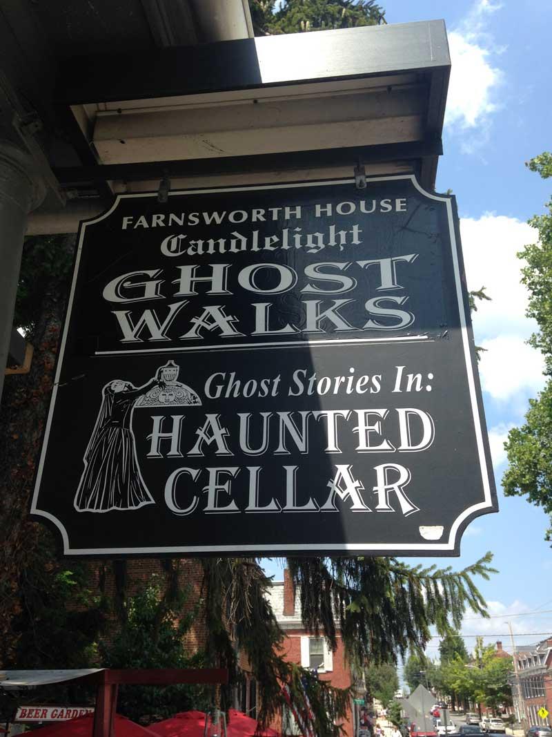 Ghost Walks