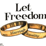Let Freedom Ring - Marriage Equality
