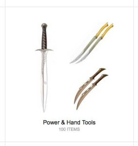 Funny Elves and Hobbit Power Tool Recommendations from Amazon