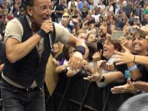 Bruce Springsteen - Pittsburgh - 9/11 photo by Jenny MacBeth
