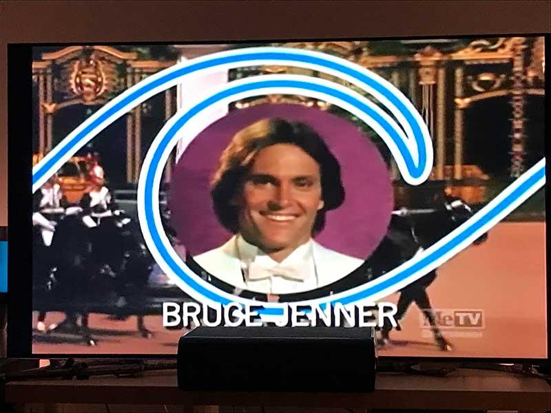 Bruce Jenner in The Love Boat